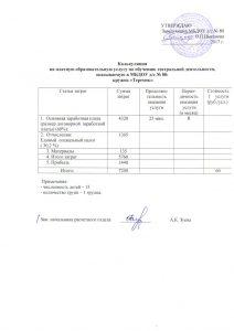 кальк Теремок 001