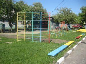 5. гимнастическая площадка